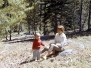 Camping in the Sierras, 1963