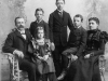 Family of George and Evvie (Martin) Parker